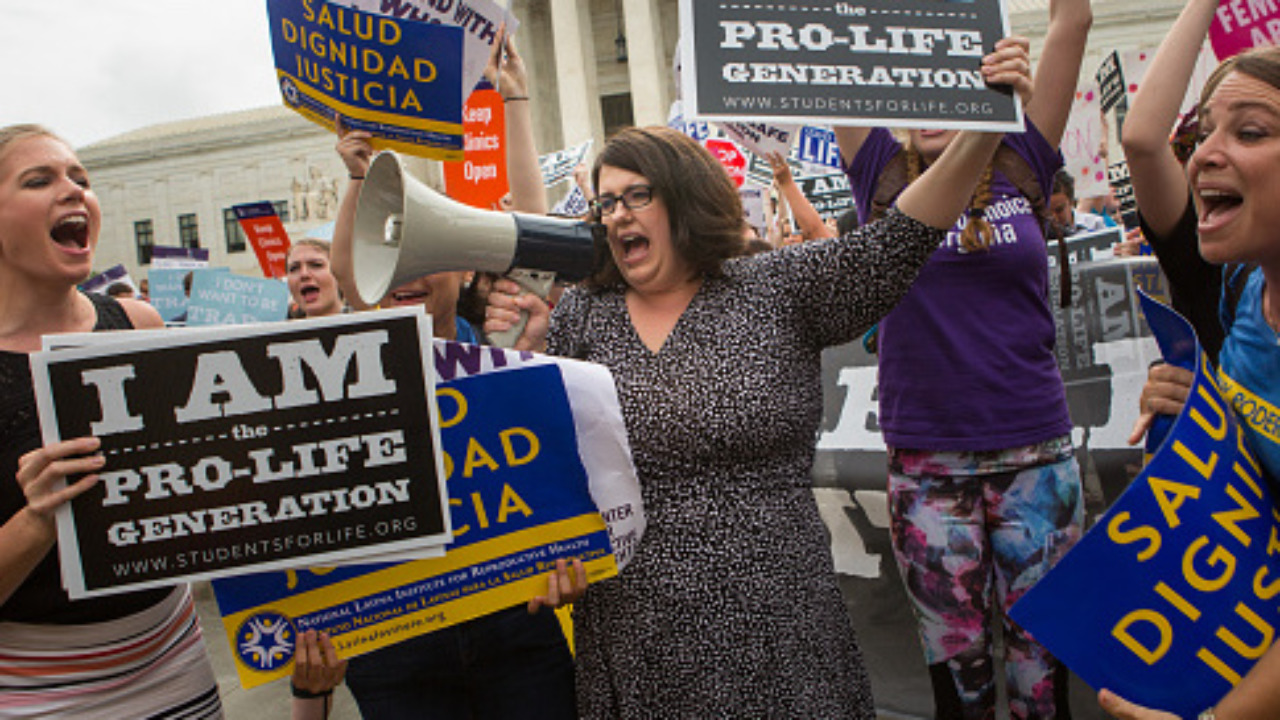 NYC College Settles Discrimination Claim With Pro-Life Group