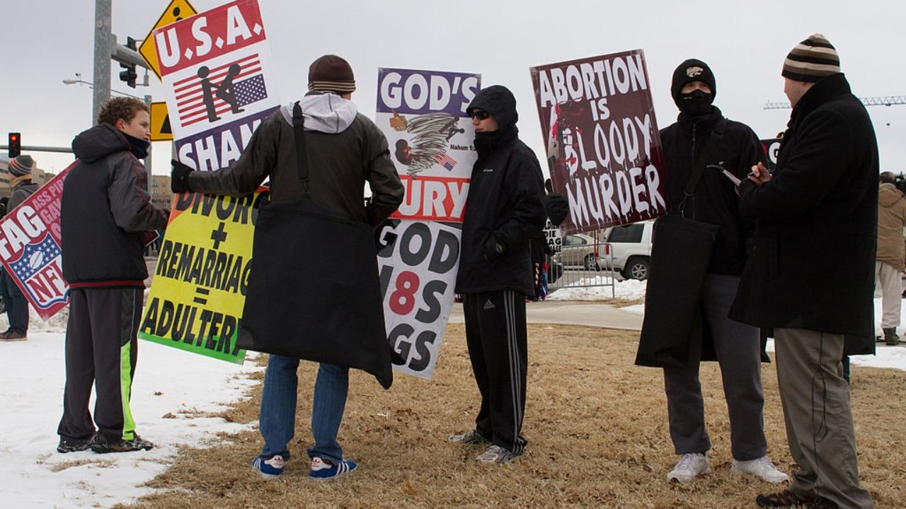 What Westboro baptist defectors can teach us all about free speech