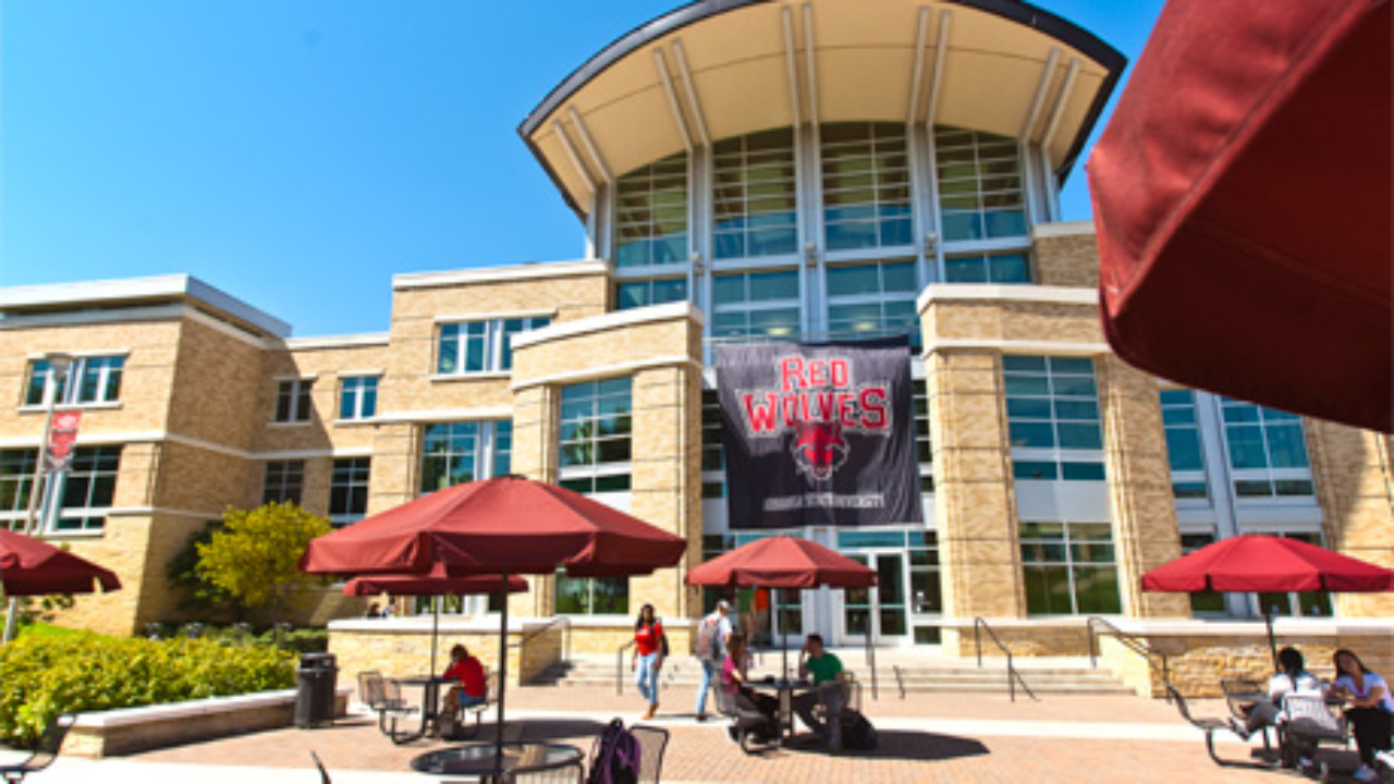 Student group files suit against Arkansas State for limiting speech to 1% of campus