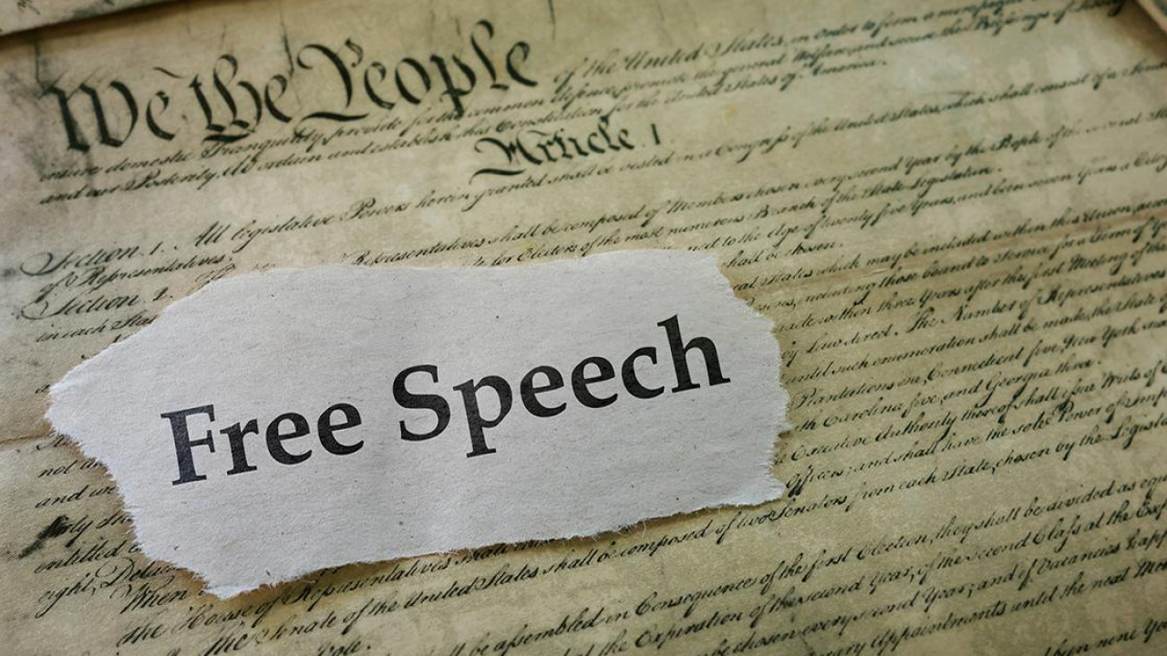 Michigan college finally fixes policies that led to arresting people handing out Constitution