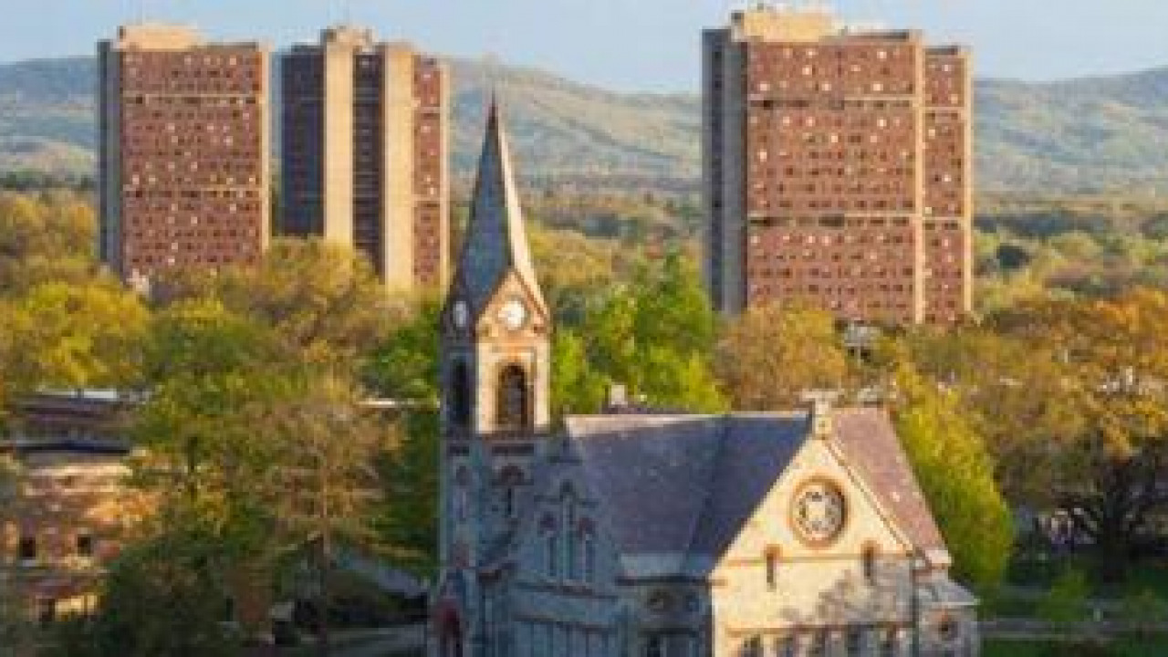 UMass-Amherst sued for confining speech to one hour per day and less than 1% of campus