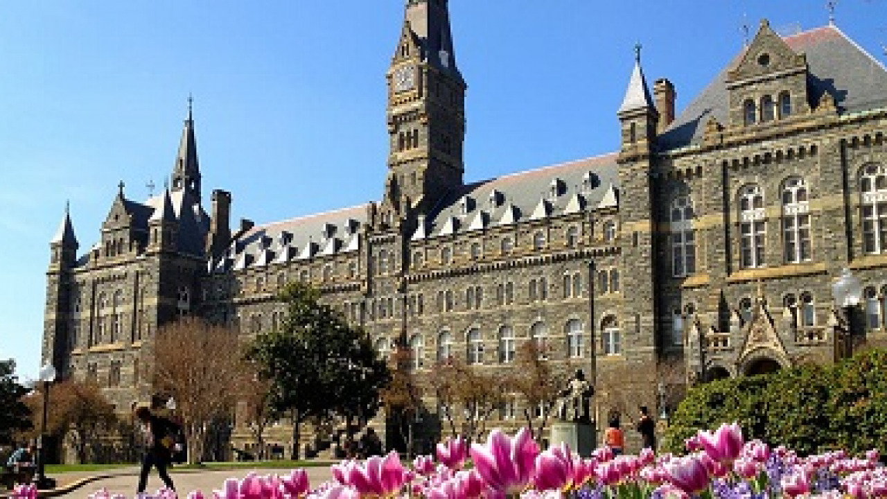 Georgetown siphons checks from pro-family club to LGBT-affiliated groups