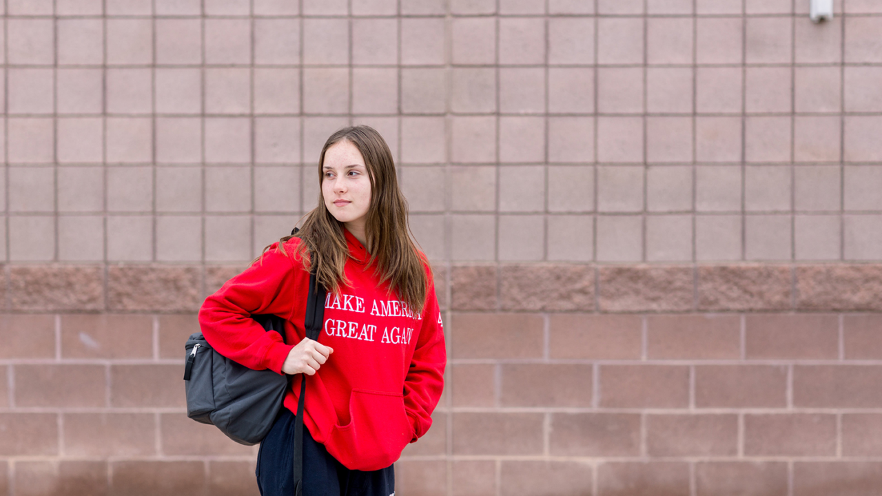 Punished for Wearing MAGA Sweatshirt at School – Find out How This Student Responded
