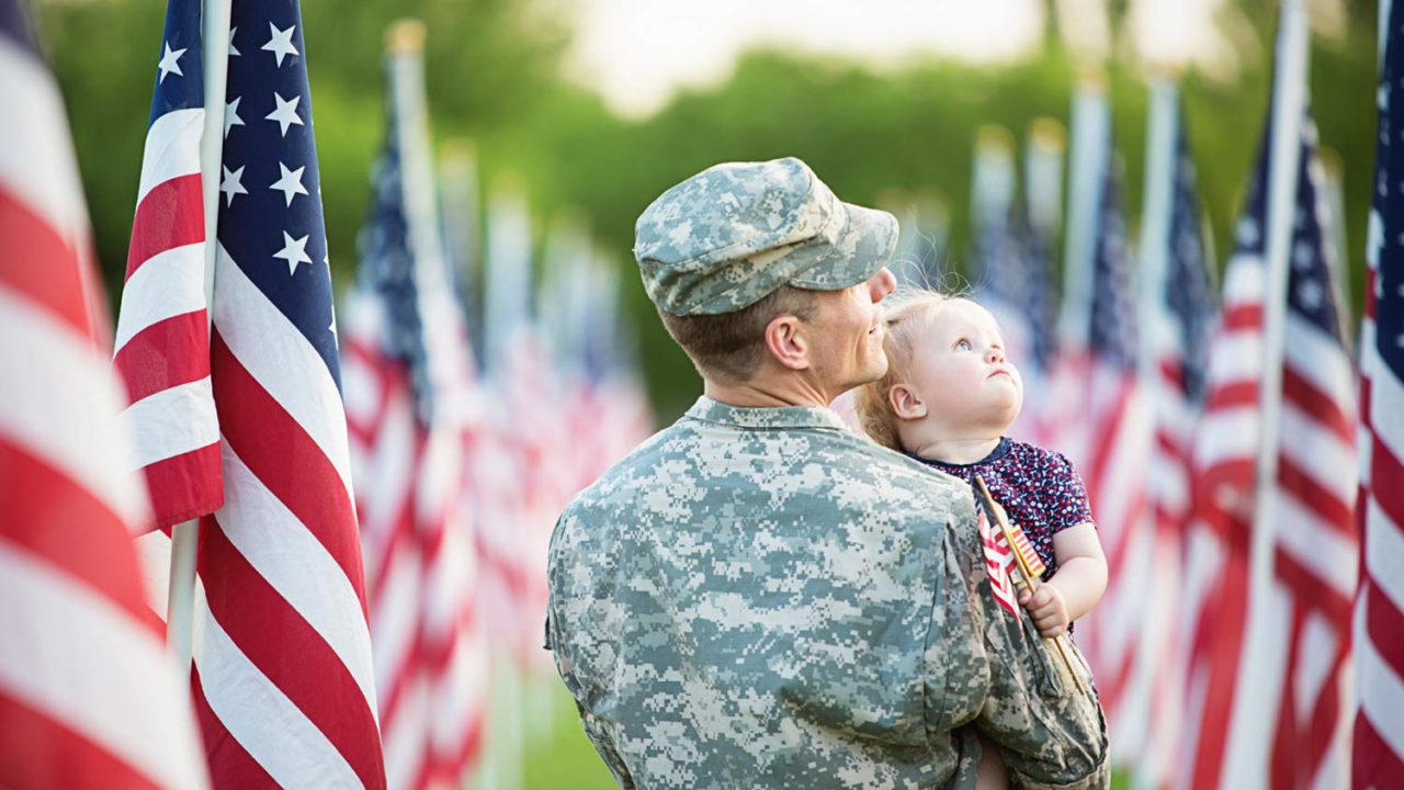 This Memorial Day, Let's Remember Those Who Make the Ultimate Sacrifice for Freedom